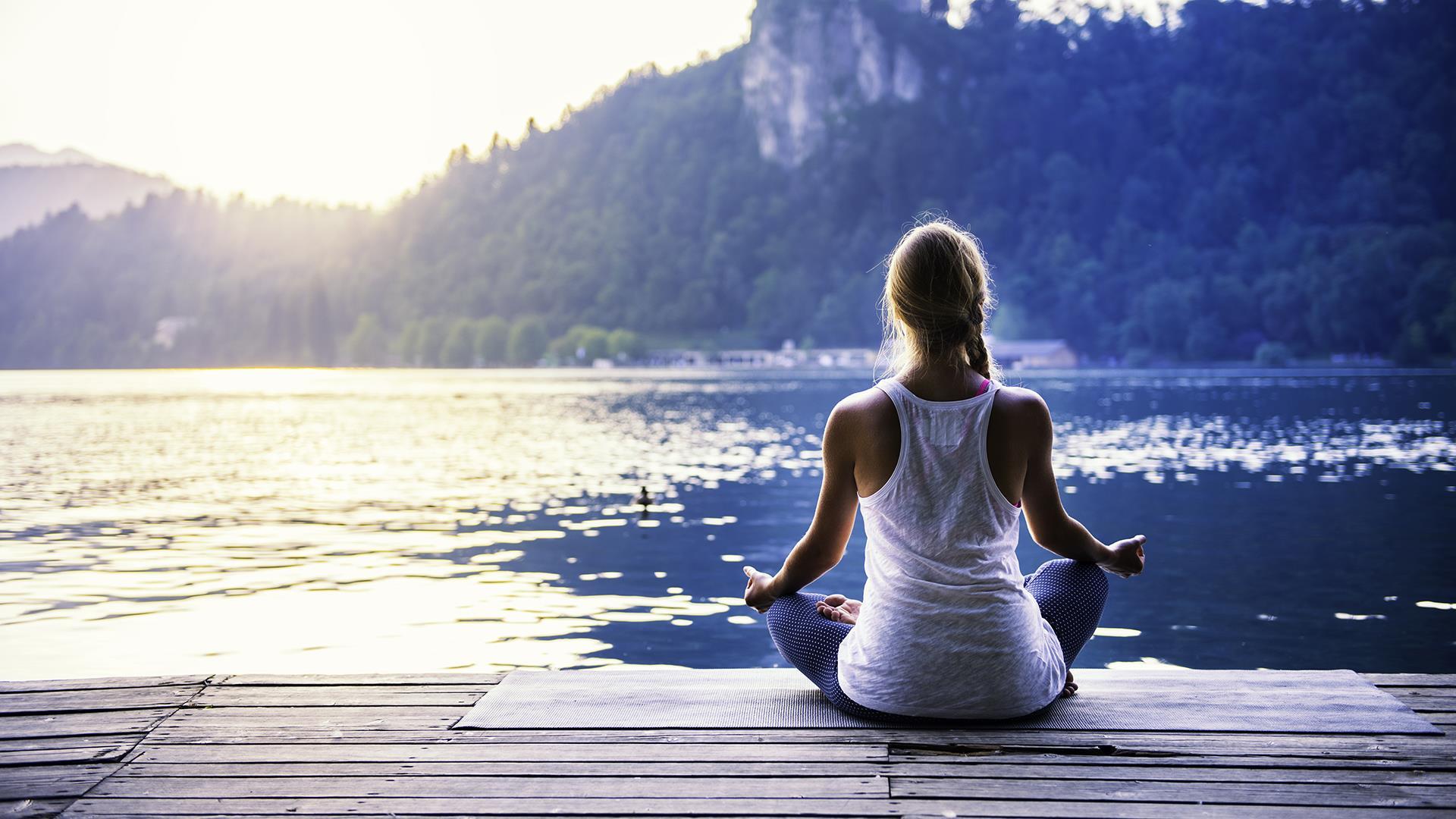 Meditatsiya na ozdorovlenie - Медитация на омоложение на клеточном уровне