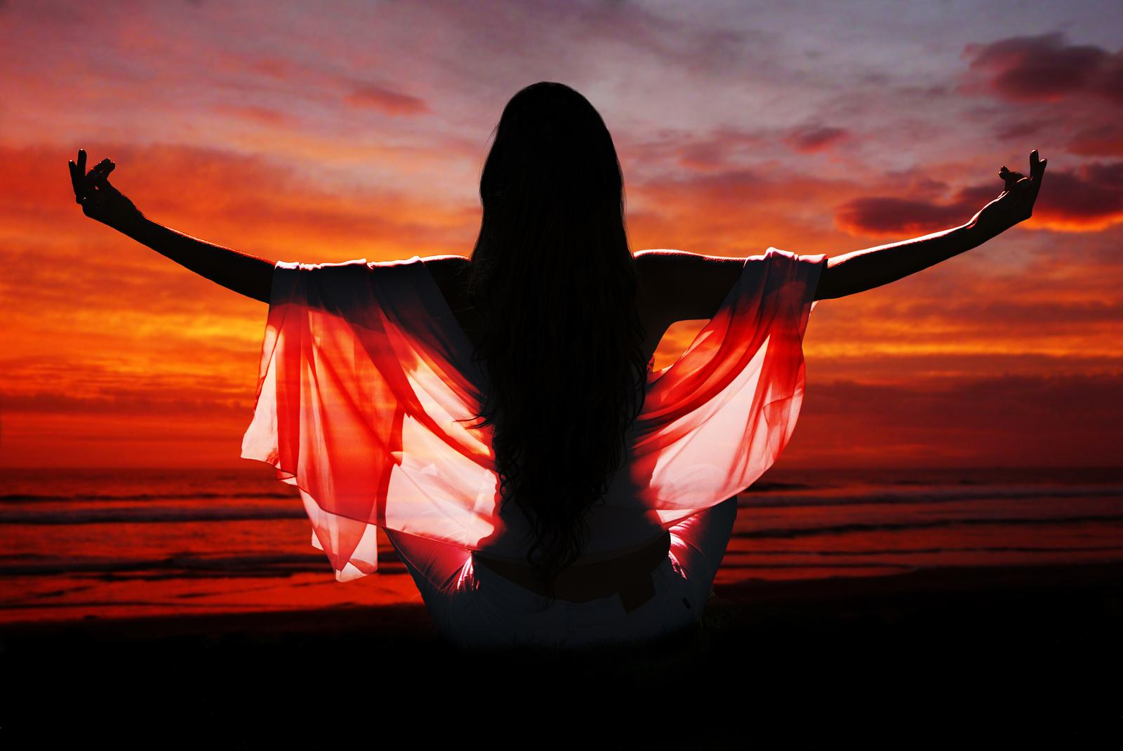 медитация, чтобы наполниться энергией