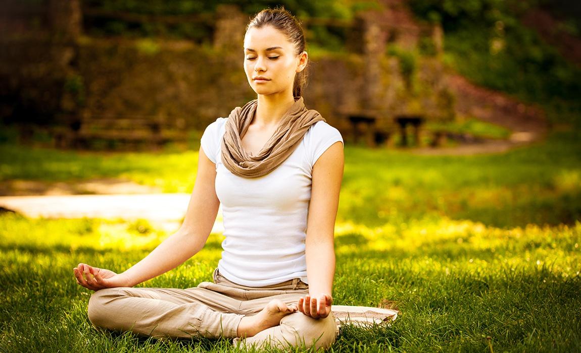 расслабление при медитации