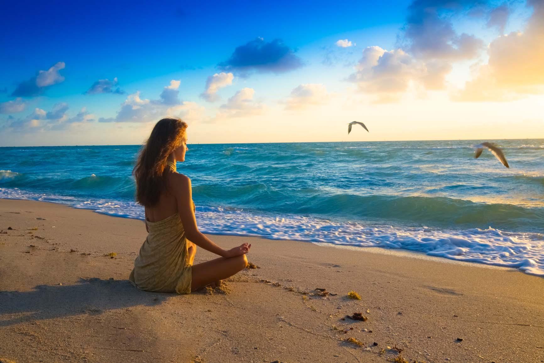 способы медитации для расслабления